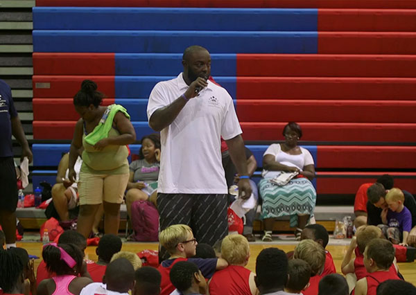 Charles Johnson Foundation Camp Highlight 2016