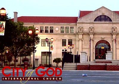 City of God TV Spot