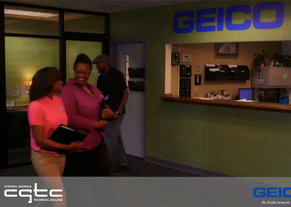 CGTC (Computer & Business Tech Program) – GEICO