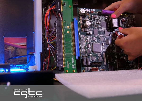 CGTC (Electronics Tech Program) – GNB