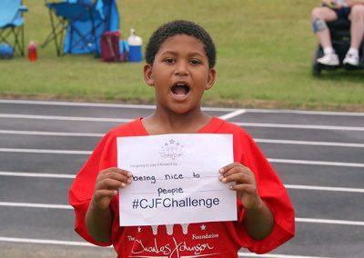 The Charles Johnson Challenge 2016